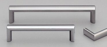Oblong Handle - Chrome