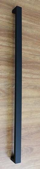 1.2m Black Pull Handles
