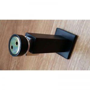 Magnetic Door Stop - matte black