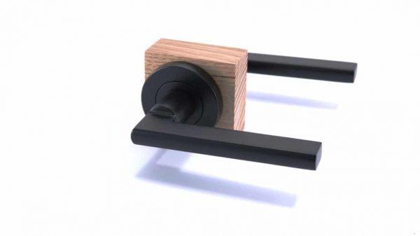 Matte Black Round Artemis (EPD)