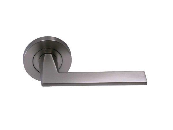 Idun – Round – Matte Brushed Nickel