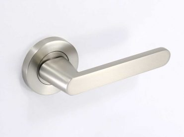 Susie round - Matte Brushed Nickel