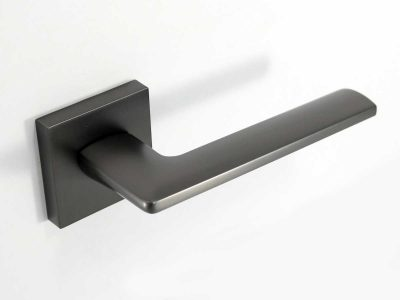 Zara gunmetal grey handle