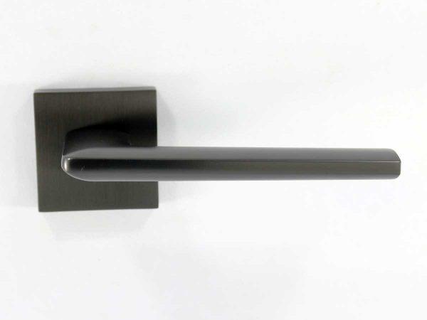 Zara gunmetal grey handle
