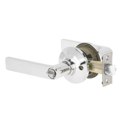 Symmetry Entrance Set Element Lever 3 TP 5Pin Keyed Alike (Satin Chrome)