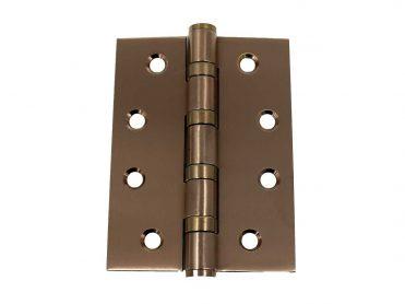 Hinge - 100mm X 75mm - Matte Bronze