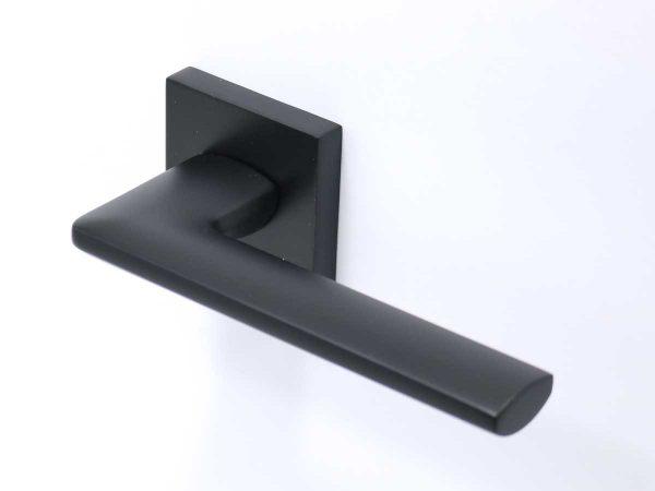 Zara - Square - Matte Black