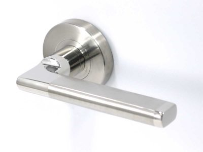 Artemis - Round - 2 Tone - Brushed/Polished Stainless Steel