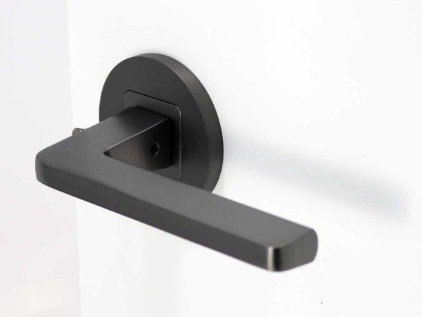 Steve - Privacy Set - Gunmetal