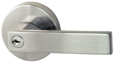 Lonsdale – Entrance Set – Round – Brushed Nickel