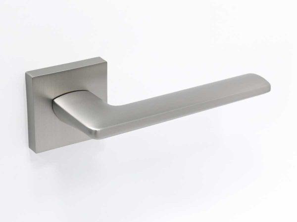 Zara – Square – Matte Brushed Nickel