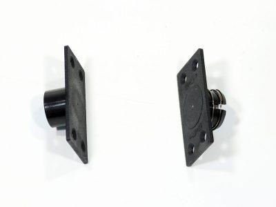 Magnetic Catch - matte black