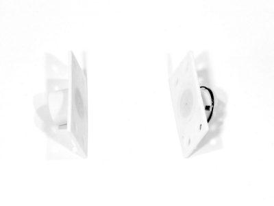 Magnetic Door Catch white