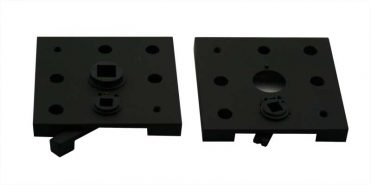 Privacy Adaptor - Square - Matte Black